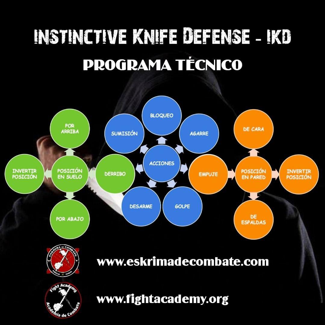 IKD KNIFE DEFENSE